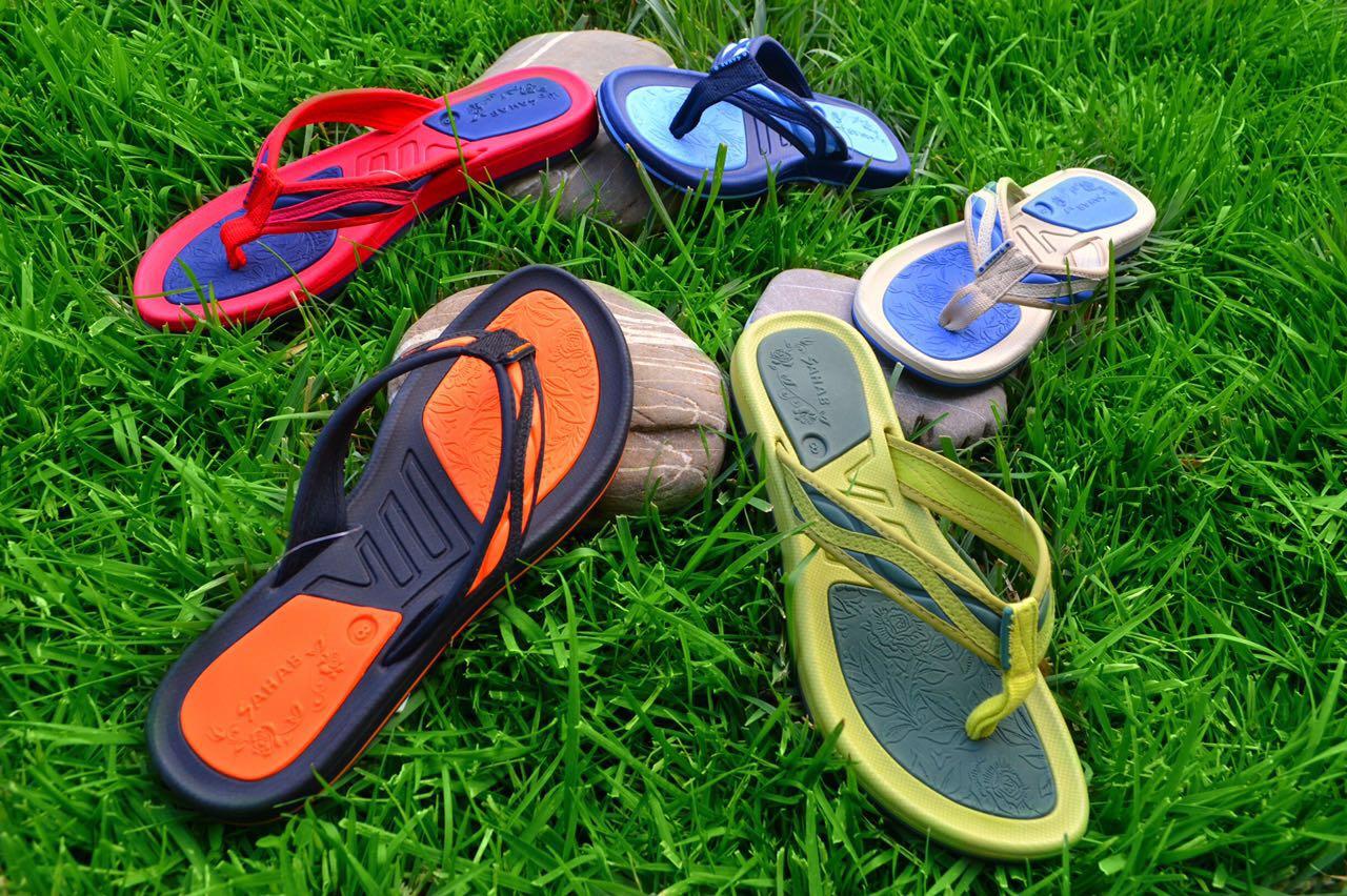 Пляжная обувь оптом от SAHAB
