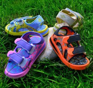 Детская пляжная обувь для бассейна оптом SAHAB